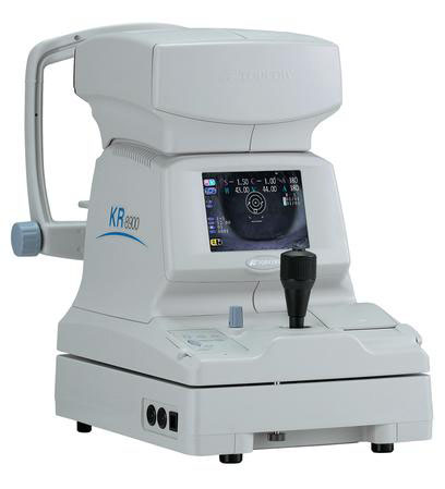 Topcon KR8800